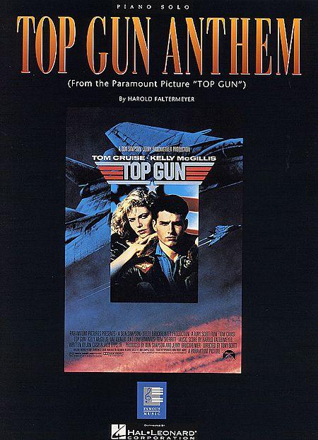 トム・クルーズ主演の映画『トップガン(Top Gun)』のギターインスト