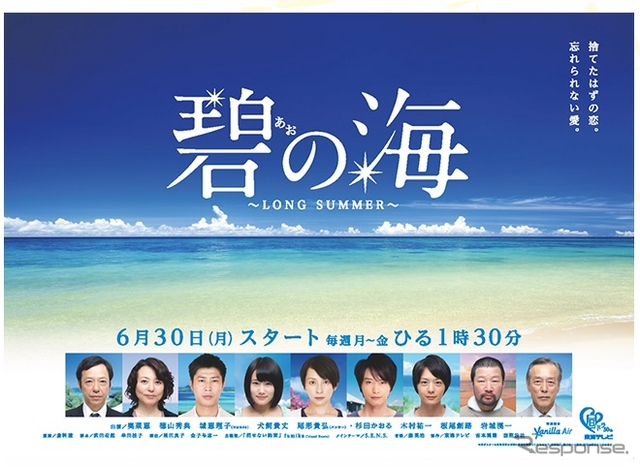 『碧の海~LONG SUMMER~』の住民反対運動